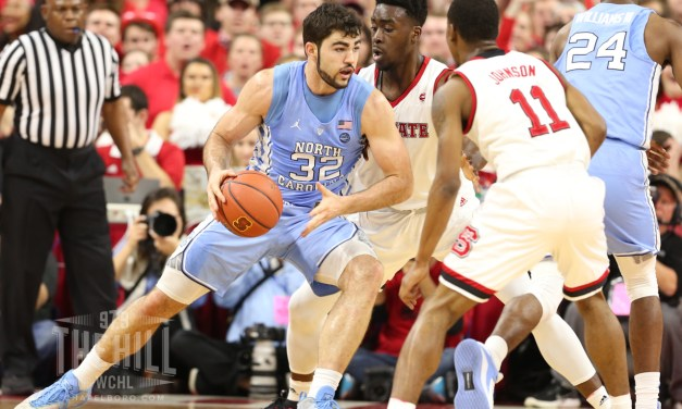 UNC's Luke Maye named a Way-Too-Early All-American