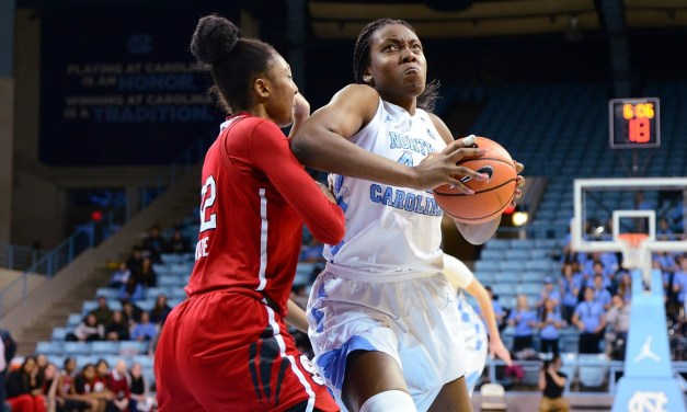 Women's Hoops: No. 23 NC State Throttles UNC, Hands Tar Heels Fifth Straight Loss