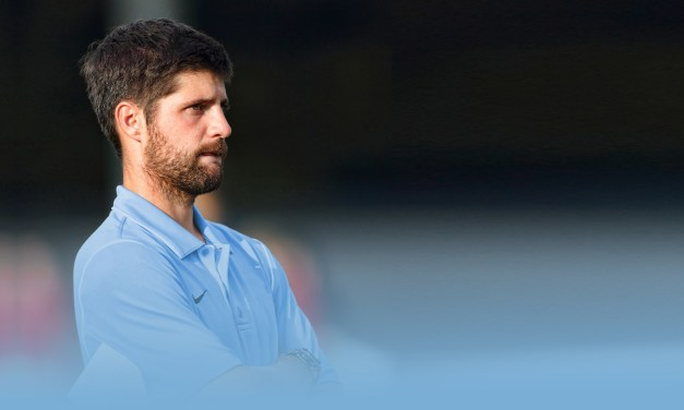 Men's Soccer: Tar Heels Add Will Clayton as Assistant Coach