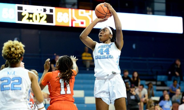 Janelle Bailey Racks Up Seventh ACC Women's Basketball Rookie of the Week Honor
