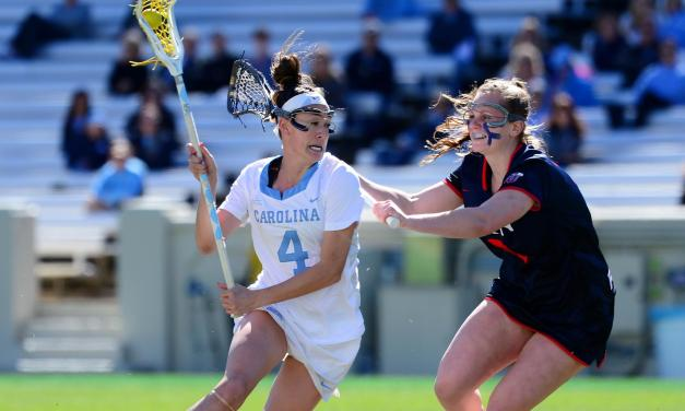 ACC Tabs Marie McCool as Women's Lacrosse Midfielder of the Year