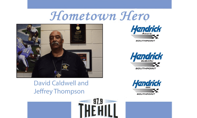 Hometown Heroes: David Caldwell and Jeffrey Thompson