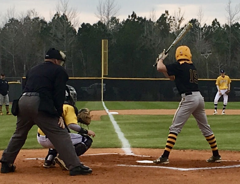 DH Conley Tops Tigers 9 – 2 With Pivotal 5 Run First Inning