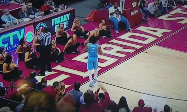 Incident With Joel Berry Costs Referee Ted Valentine Spot as NCAA Tournament Official