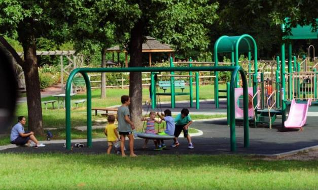 Popular Playground at Chapel Hill Park Closes for Repairs