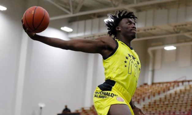 Sports Illustrated Projects UNC Commit Nassir Little to go No. 3 Overall in 2019 NBA Draft