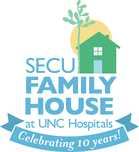 SECU Family House Celebrates 10-Year Anniversary