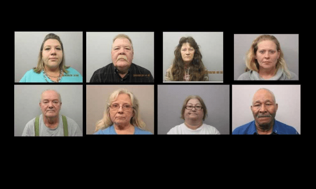 8 Arrested in Chatham County Drug Investigation
