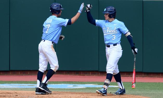 Red-Hot Tar Heels Hoping to Ride Wave of Momentum to First Ever NCAA Baseball Championship