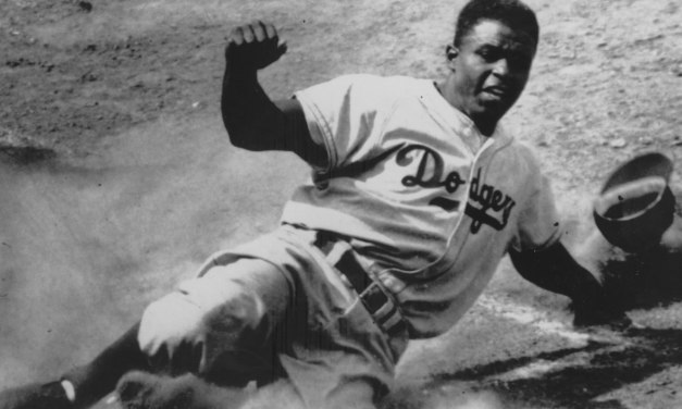 Chansky's Notebook: Let Jackie Robinson Live!