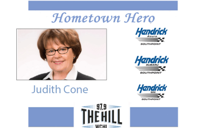 Hometown Hero: Judith Cone