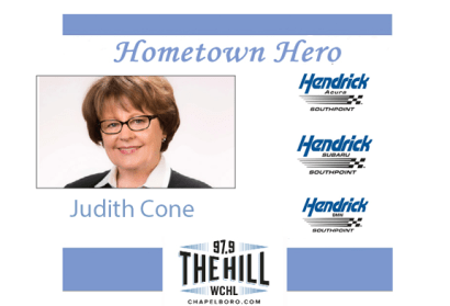 Hometown Hero: Judith Cone