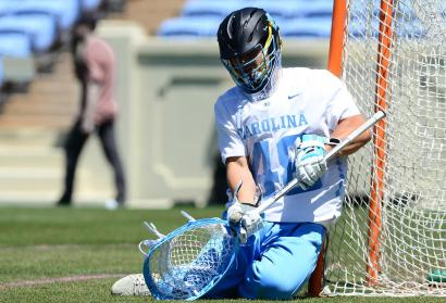 UNC Goalie Alex Bassil Named ACC Men's Lacrosse Defensive Player of the Week