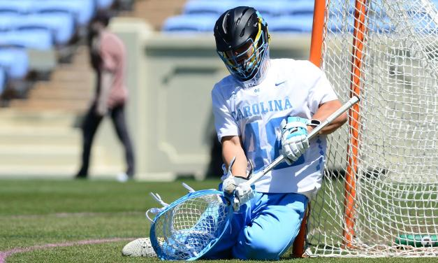 UNC Goalie Alex Bassil Named ACC Men's Lacrosse Defensive Player of the Week