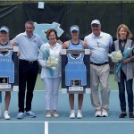 UNC Women's Tennis Cruises By Pitt on Senior Day