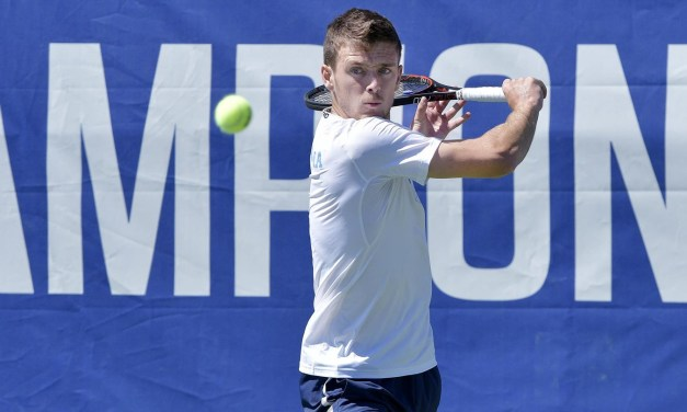 Men's Tennis: Tar Heels Awarded No. 7 Overall Seed for NCAA Tournament