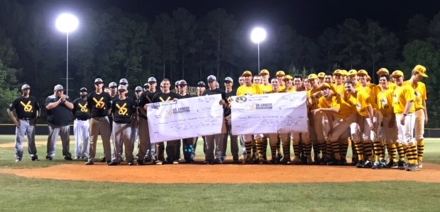Tigers Top Wildcats 3 – 2 in 10 Innings to Claim Big 8 – 3A Title