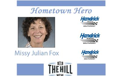 Hometown Hero: Missy Julian Fox