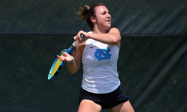 Women's Tennis: UNC Takes Care of Morgan State to Advance to NCAA Tournament Second Round