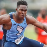 Kenny Selmon Claims 400-Meter World Title in London