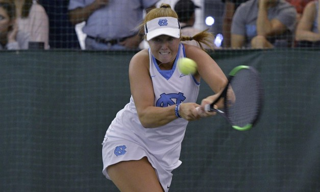 UNC Women's Tennis Falls to Stanford in NCAA Tournament Round of 16
