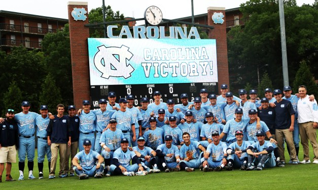 UNC Baseball Completes Sweep of Virginia Tech to Claim Outright ACC Crown