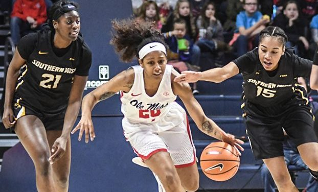 Women's Hoops: UNC Adds Ole Miss Transfer Madinah Muhammad