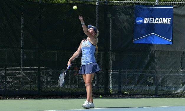 Women's Tennis: No. 2 Overall Seed Makenna Jones Wins Three-Set Thriller in NCAA Singles Tournament First Round