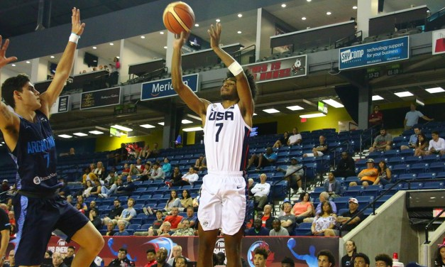 Coby White's 25 Points Help Team USA Defeat Argentina in Semifinals of FIBA Americas U-18 Championship
