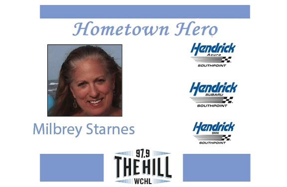 Hometown Hero: Milbrey Starnes
