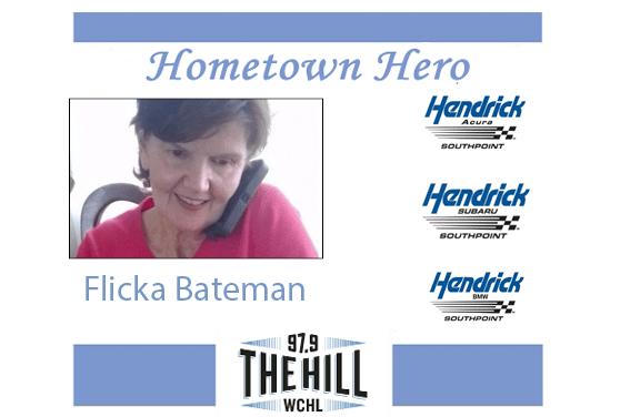 Hometown Hero: Flicka Bateman