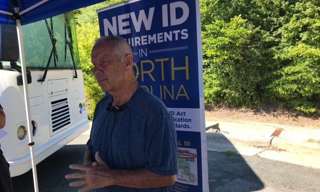 UNC Coaches, Orange County Electeds Sign Up For REAL IDs