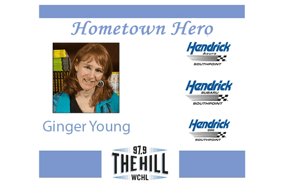 Hometown Hero: Ginger Young