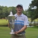 Pair of Tar Heel Men's Golfers Pick Up Tournament Victories Over the Weekend