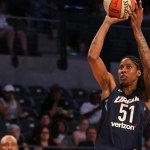 Former Tar Heel Jessica Breland Named WNBA Player of the Week