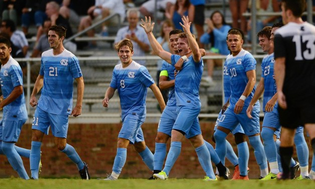 Men's Soccer: Tar Heels Announce 2018 Regular Season Schedule