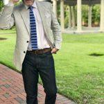 Commandments of Style: How to Wear Dark Denim and a Blazer