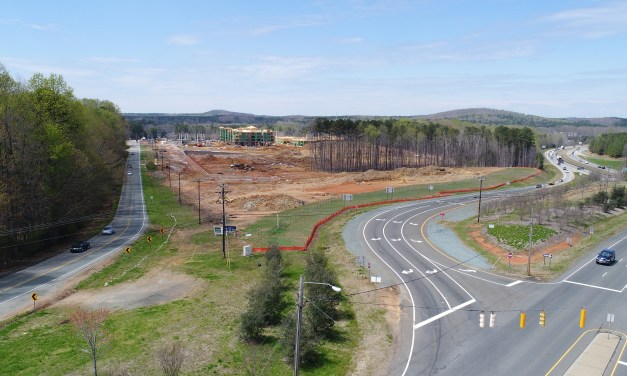 Carraway Village Construction Prompts Chapel Hill Lane Closures