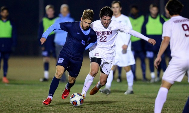 UNC Men's Soccer Ranked No. 3 in United Soccer Coaches Preseason Poll