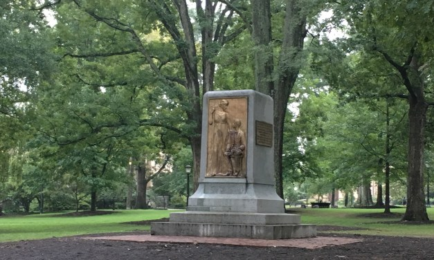 Chapel Hill Reiterates Request for UNC to Permanently Relocate Silent Sam