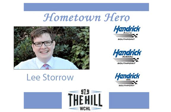 Hometown Hero: Lee Storrow