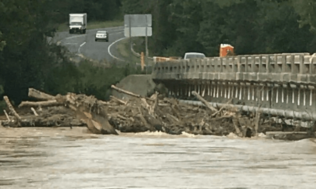 Detour Established as Some Chatham County Communities 'Isolated' After Hurricane Florence