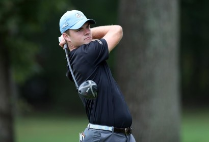 Career-Best Rounds From Austin Hitt, Ryan Gerard Have UNC Men's Golf Sitting in Fourth Place After Second Round of the Old Town Collegiate