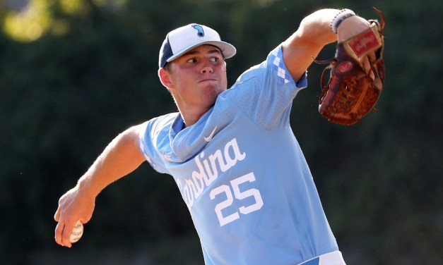 UNC Baseball Sweeps Scrimmage Doubleheader Against College of Charleston
