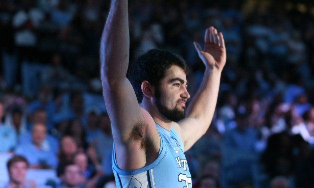 Sports Illustrated Picks Luke Maye as Preseason ACC Men's Basketball Player of the Year