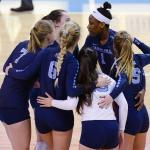 Virginia Hands UNC Volleyball Fifth Straight Loss