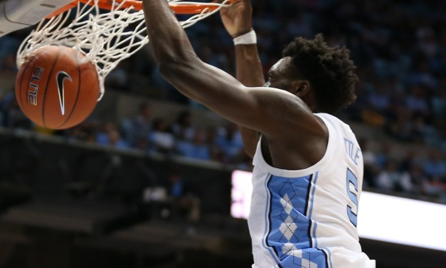 2019 NBA Mock Draft Has Nassir Little and Coby White Selected in First Round