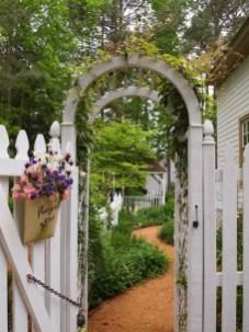 Norwood Garden Gate