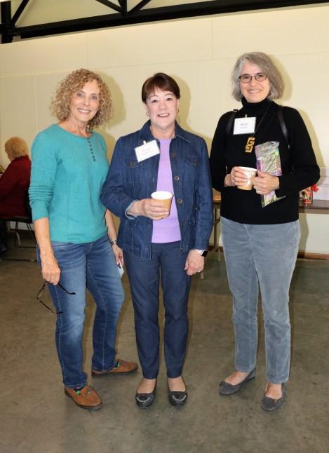 Maggie Conger, Susan Hausmann, Sarah Kingan