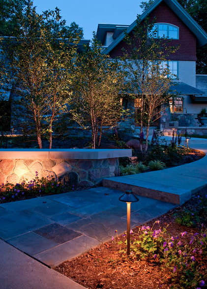Landscaping & Lighting